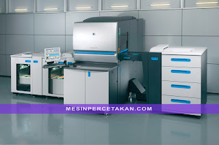 HP Indigo digital press 7500