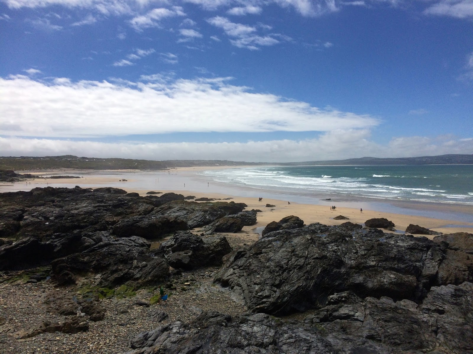 Godrevy beach, Things to do in Cornwall, lifestyle bloggers, travel bloggers
