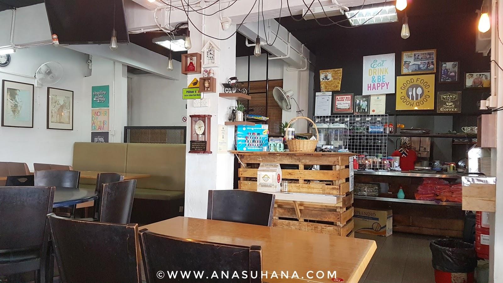 Restoran Kacang Pool Haji Larkin