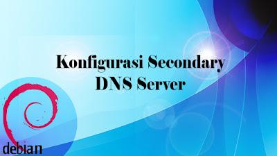 Konfigurasi DNS Server Debian 8