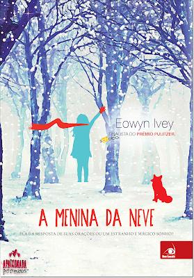 livro a menina da neve