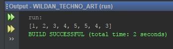 Membuat Nilai Duplikat Pada ArrayList