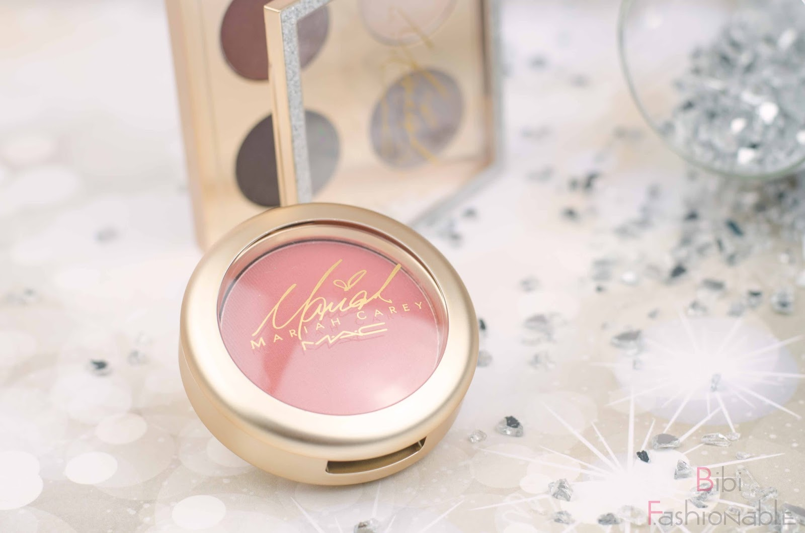 MAC Limited Edition Mariah Carey Powder Blush Sweet Sweet Fantasy