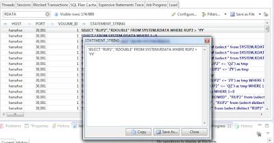 Optimising HANA Query push-down from Apache Spark