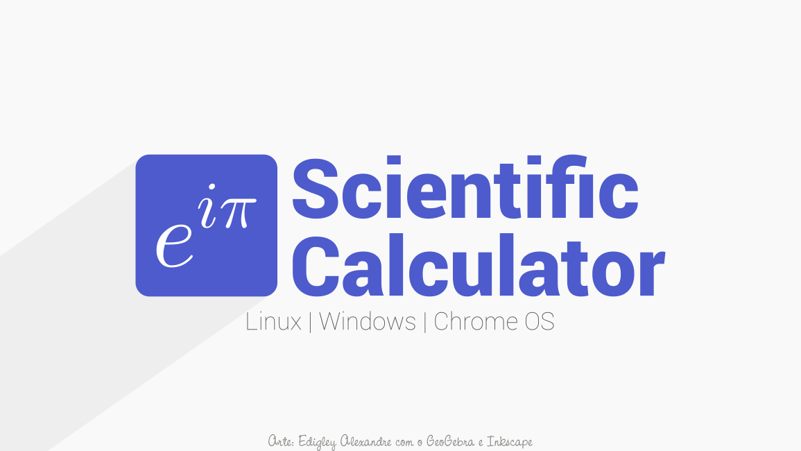 Calculadora científica para o Windows, Linux e Chrome OS