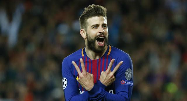 بيكيه يفجر مفاجأة بالمشاركة مع منتخب كتالونيا