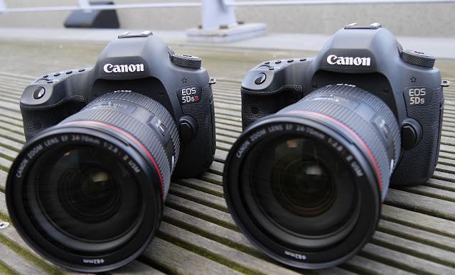Berapa Harga Kamera Canon EOS 5DS & Canon 5DSR Terbaru ?