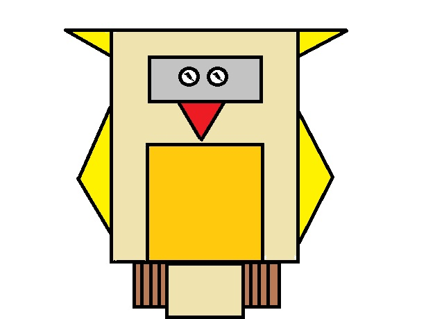 Ignite Dreams How To Draw An Owl In Ms Paint Using Shapes
