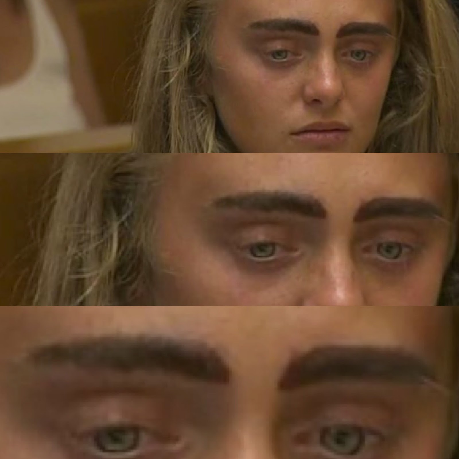 Michelle Carter Eyebrows >> Michelle Carter Eyebrows Empire Bbk