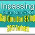 NEWS UPDATE Daftar Tabel Gaji Guru yang Sudah mendapatkan SK Inpassing Terbaru