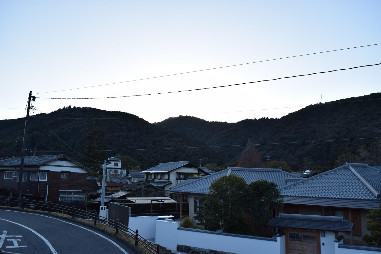 Japanese street Iwakuni