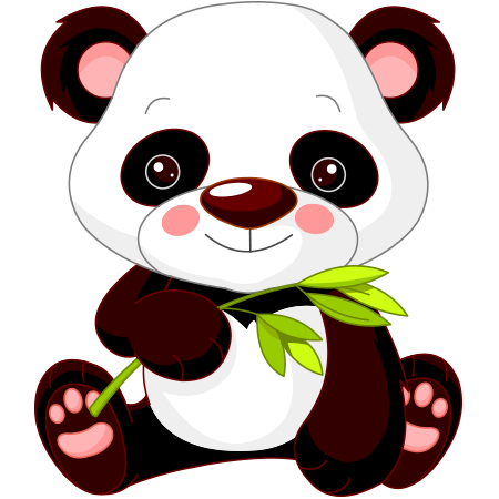 Panda emoticon