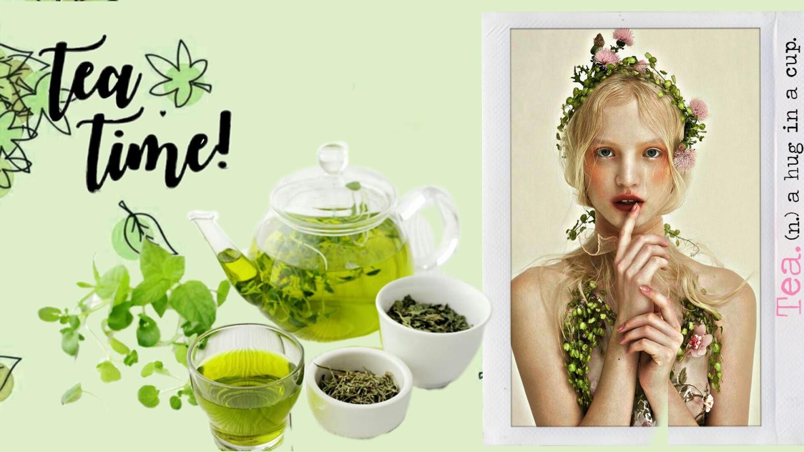 beneficios del té verde para la piel