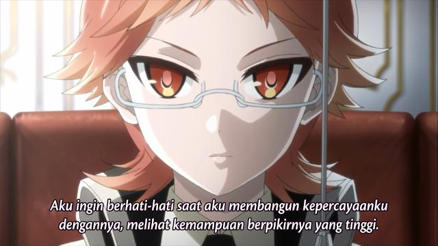 Oushitsu Kyoushi Haine Episode 02 Subtitle Indonesia