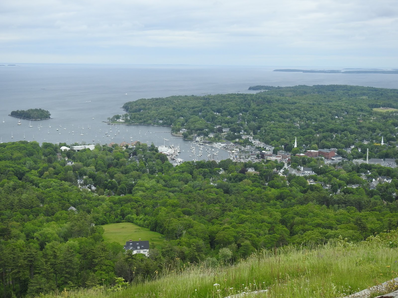 Mount Battie Summit