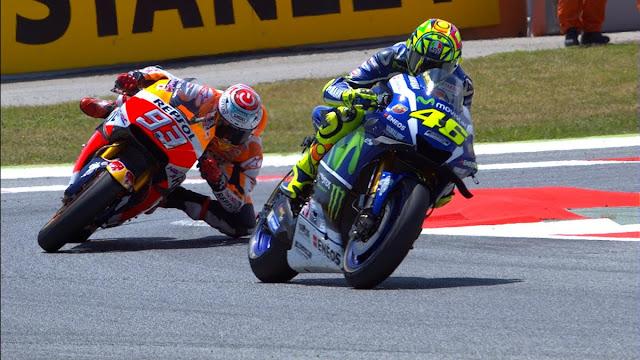Marquez : Saat Tau Lorenzo Jatuh. Saya Tak Mau Kejar Rossi Lagi