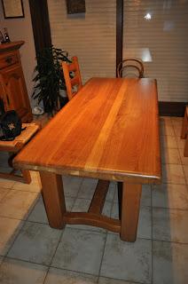 tafel renoveren
