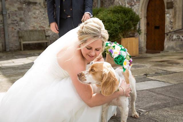 Dog Friendly wedding venues