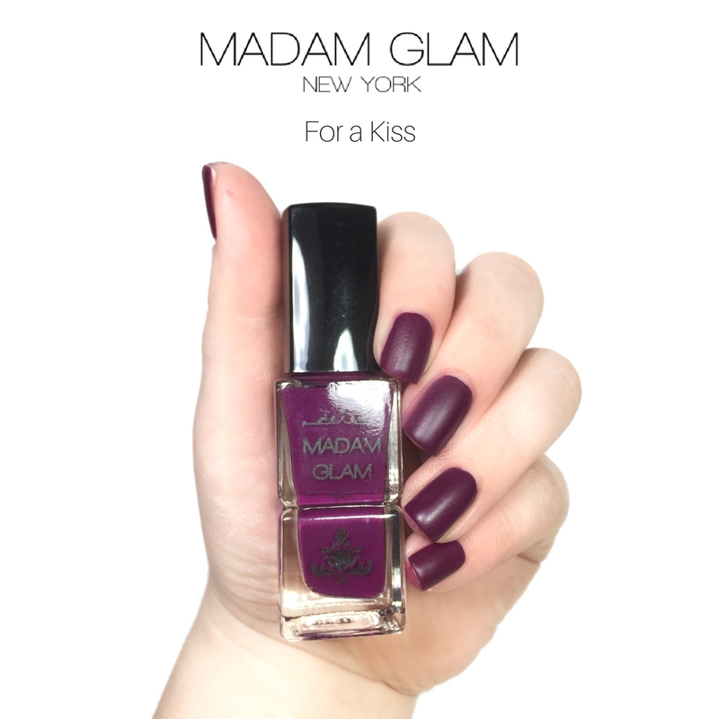 Madam Glam For a Kiss