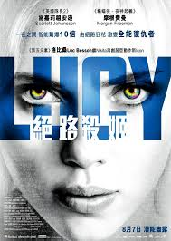 Lucy (2014) Hindi Dual Audio BluRay | 720p | 480p