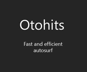 OtoHits Auto Surf The Best Traffic Exchange