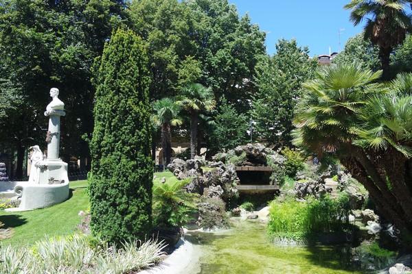 espagne pays basque san sebastian centre-ville parc gipuzkoa