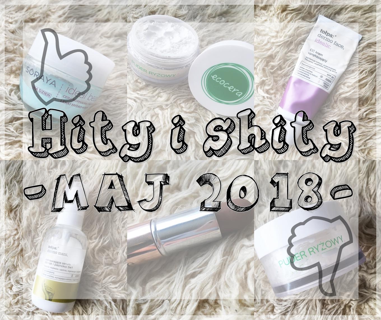 HITY I SHITY - maj 2018!
