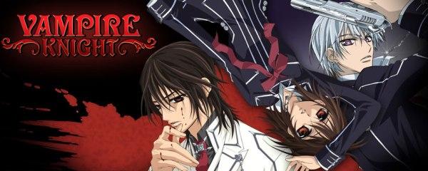 3 Anime Terbaik Berkisah Romantis - Vampire Knight