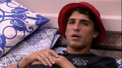 BBB20: Felipe para Hadson: 'Eu estou indignado'