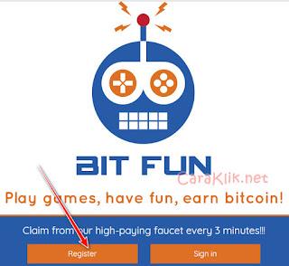 Cara Mendapatkan Bitcoin Gratis Di Bitfun