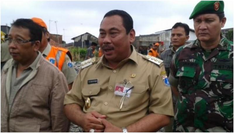 Wali Kota Jakarta Barat Anas Effendi