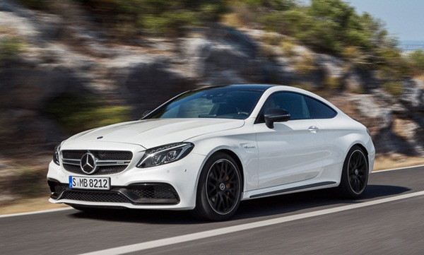 2017 Mercedes-AMG C63 Coupe Price Series Review Redesign Release Date