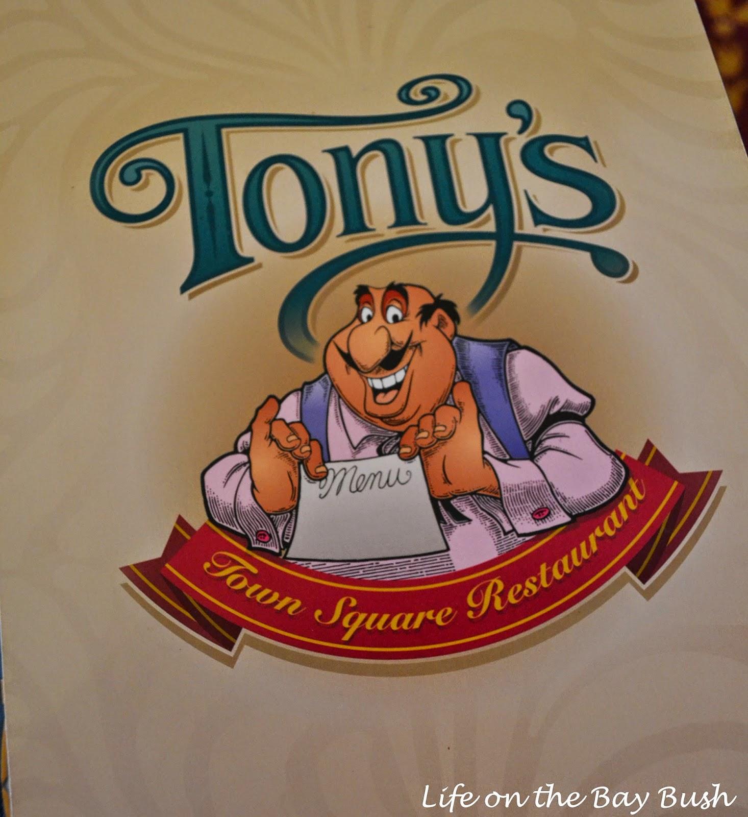 Disney's Magic Kingdom - Tony's Town Square