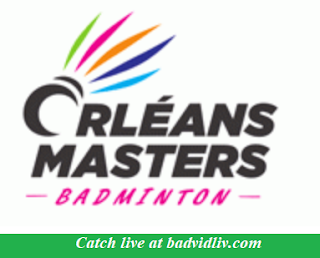 Orléans Masters 2019 live streaming