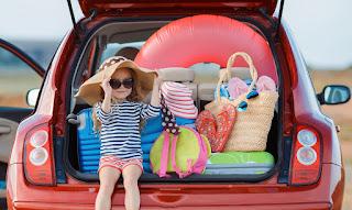 consejos para viajar en coche, preparar viaje en coche