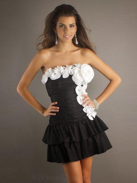 vestido de moda de coctel