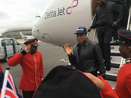 pastor chris oyakhilome private jet