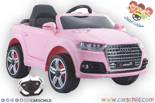 سيارة اطفال من نوع أودي