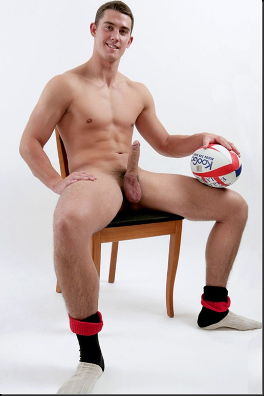 Celeb Ben Foden Nude Gif