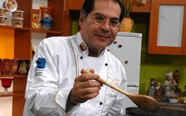 murió el chef Gino Molinari