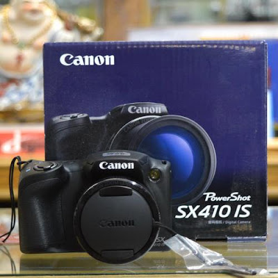 harga canon powershot sx400 is