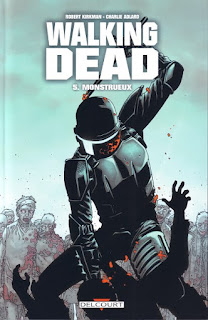 Walking Dead 5 couverture