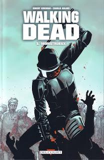Walking Dead 5 couverture