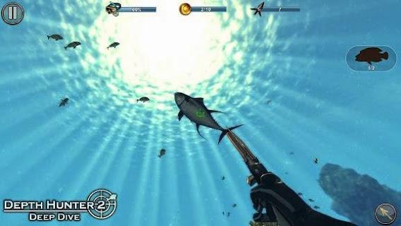 Depth Hunter 2: Deep Dive ScreenShot 01