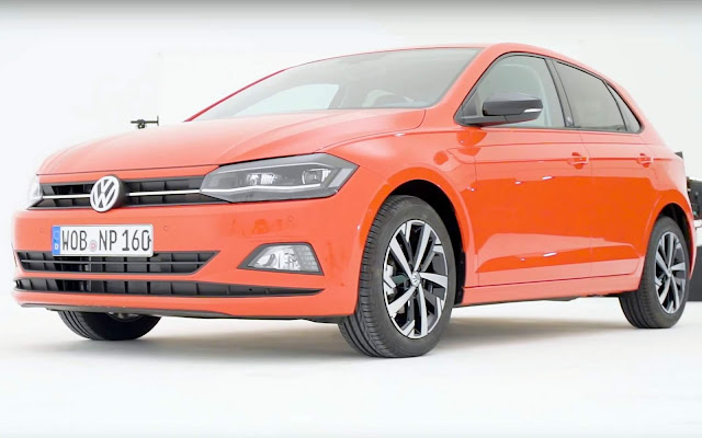 Novo VW polo 2018 - Preço
