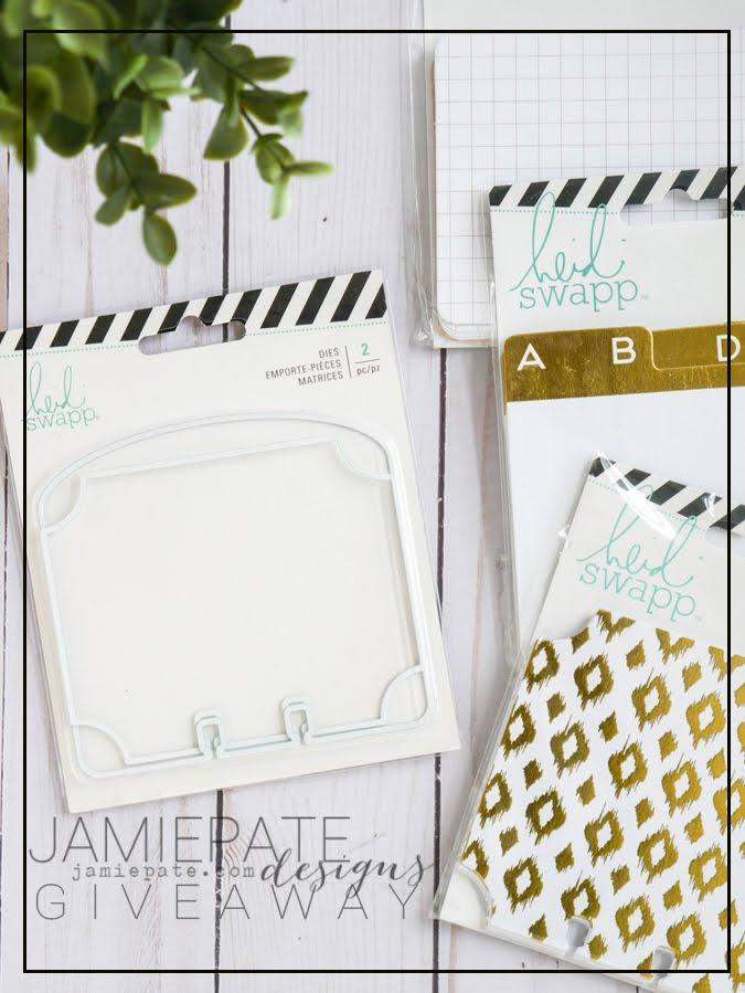 ***GIVEAWAY*** MemoryDex Prize Package Blog Giveaway from Jamie Pate | @jamiepate