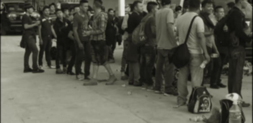 Grupo armado amputa dedos a seis extranjeros en el sur de Veracruz