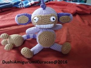 Dushi Amigurumi Curacao Gratis Nederlands Haakpatroon Pikachu