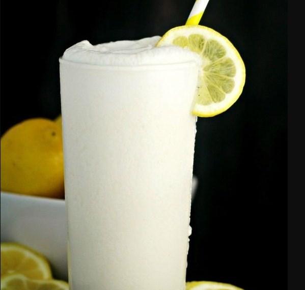COPYCAT CHICK-FIL-A FROSTED LEMONADE #Copycat #Drink