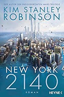 Neuerscheinungen im Mai 2018 #2 - New York 2140 von Kim Stanley Robinson